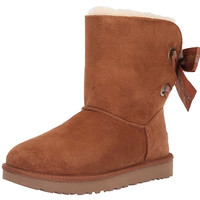UGG Customizable Bailey Bow Mini系列 女士雪地靴