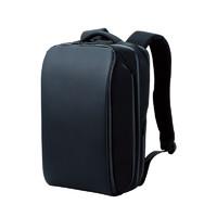 ELECOM 宜丽客 BM-RNBP01 双肩电脑包 15.6英寸 黑色
