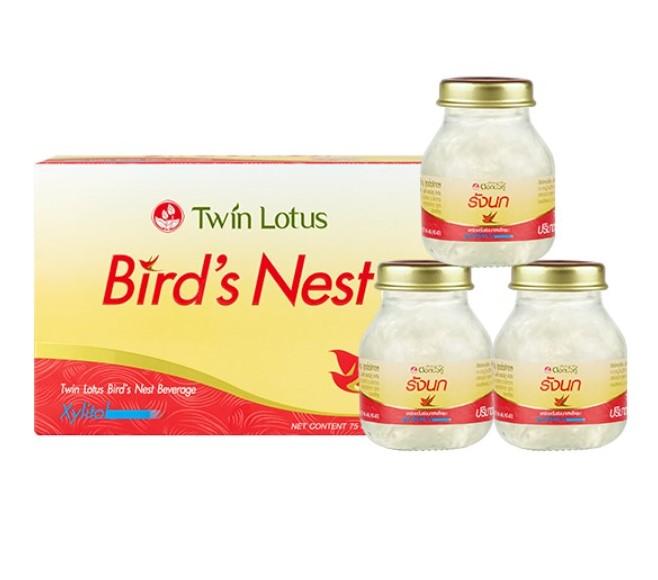 Twin Lotus 双莲 即食燕窝 无糖 75ml*6瓶