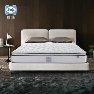 Sealy 丝涟 新臻情系列 双人乳胶弹簧床垫 1800*2000*270mm