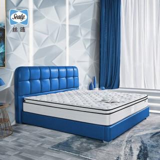 Sealy 丝涟 新臻情系列 舒享版乳胶弹簧床垫 1800*2000*270mm