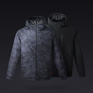 Uleemark 智能发热双面穿 3.0 男士鹅绒服