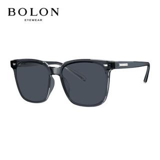 BOLON 暴龙 BL5035 F70 男女款太阳镜 蓝灰色