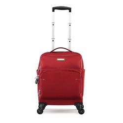Samsonite 新秀丽 Samsonite/新秀丽拉杆手拎袋短途旅行出差拉杆包红色TD4