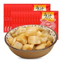 乌江 涪陵榨菜 脆口榨菜 22g*60袋