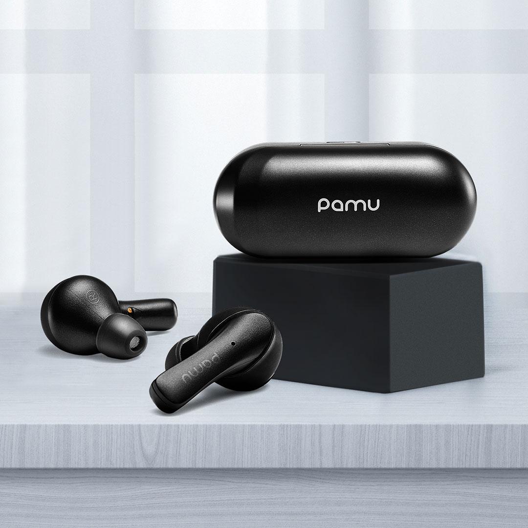 PaMu Slide mini 真无线蓝牙耳机