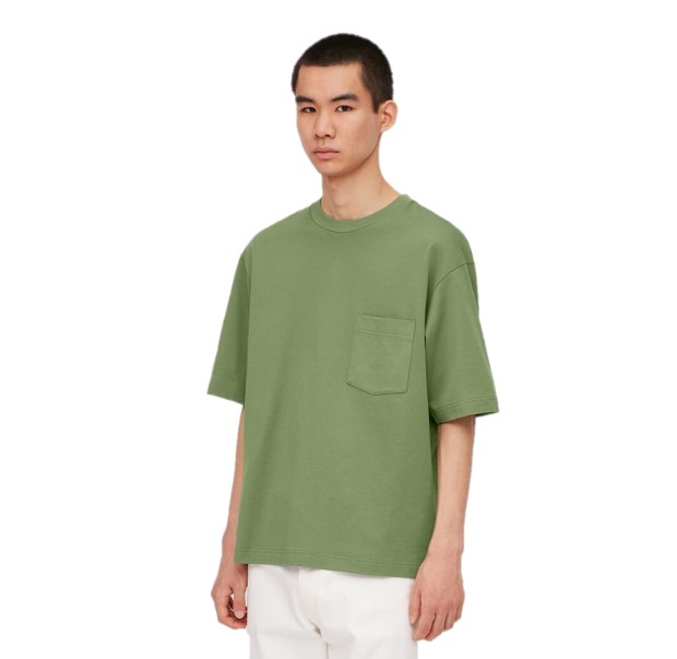 UNIQLO 优衣库 U系列 422995 宽松圆领T恤