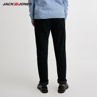 JACK JONES 杰克琼斯 218414514 男士商务休闲长裤