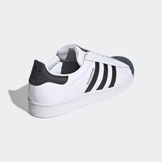 adidas 阿迪达斯 三叶草 SUPERSTAR FW6387 男女经典运动鞋