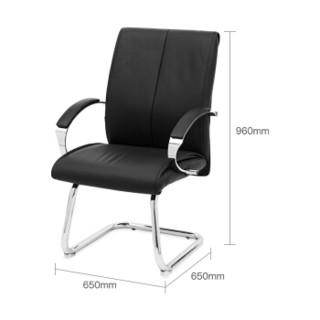 迪欧 办公家具 DIOUS 650*650*960 办公椅