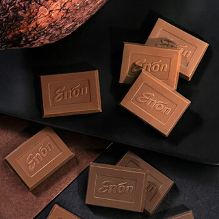 态好吃 纯可可脂纯黑巧克力 120g