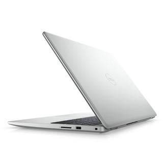 DELL 戴尔 灵越系列 灵越 5000-5593 笔记本电脑 (流光银、酷睿i5-1035G1、8GB、256GB SSD、MX230)