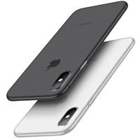 菁拓 iPhone6-12ProMax 磨砂轻薄手机壳 2色可选