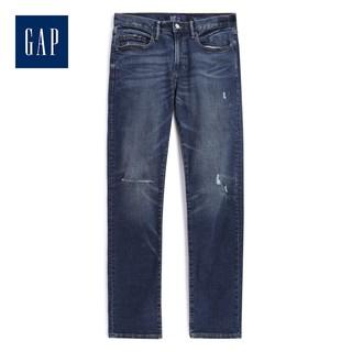 Gap 盖璞 500016 男装直筒牛仔裤