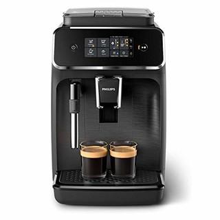 PHILIPS 飞利浦 2200系列 EP2220/10 全自动咖啡机 磨砂黑
