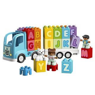 LEGO 乐高 得宝 10915 字母卡车