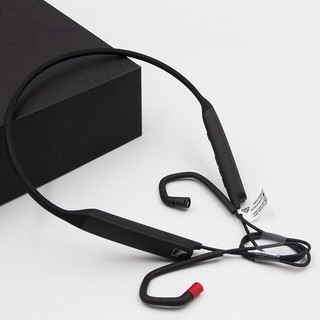 SENNHEISER 森海塞尔 IE80SBT 入耳式颈挂式无线蓝牙耳机 黑色