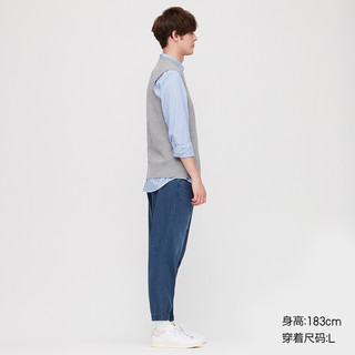 UNIQLO 优衣库 427230  男士EZY修身束脚运动裤