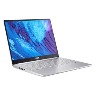 acer 宏碁 蜂鸟系列 蜂鸟 Swift3 移动超能版 13.5英寸 笔记本电脑 酷睿i5-1035G4 16GB 512GB SSD 核显 银色