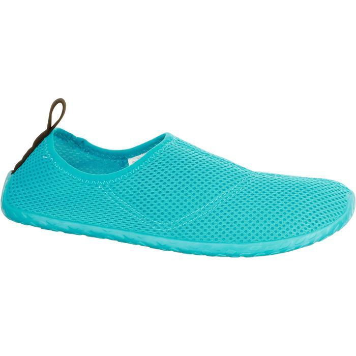 浮潜轻盈舒适快速排水成人涉水鞋 浮潜鞋 SUBEA Aquashoes 50