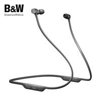 Bowers&Wilkins 宝华韦健 PI3 颈挂式降噪蓝牙耳机 太空灰