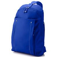 hp惠普电脑包14英寸单肩包商务笔记本背包男防泼水书包T7C32蓝色