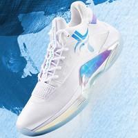 XTEP 特步 游云4 981419121321 男子篮球鞋 白兰 42