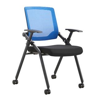 顺富美(SHUNFUMEI)网布椅  电脑椅 办公椅 职员网椅 转椅 会议椅