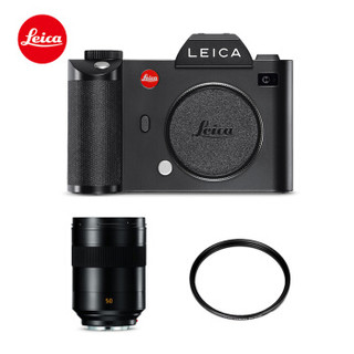 徕卡(Leica)相机 SL Typ601全画幅专业无反数码照相机套机 10850 + 50mm f/1.4黑色SL镜头 套餐二