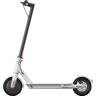 小米米家电动滑板车1S 白色