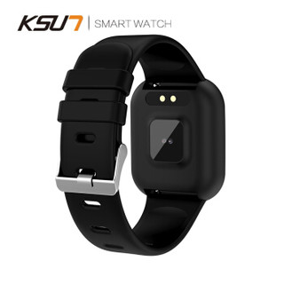 KSUN步讯智能手表原装正品多功能监控检测心率血压睡眠时间来电提醒蓝牙远程拍照适用小米华为运动手环S906