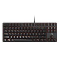 16日0点:Dareu 达尔优 DK100-87Key 黑色版 机械键盘 达尔优轴