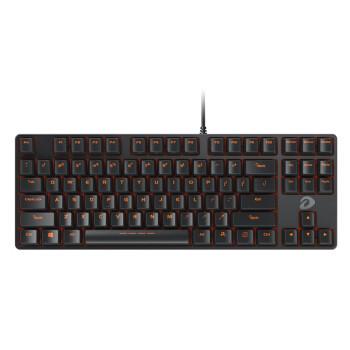 Dareu 达尔优 DK100 黑色版 机械键盘 达尔优轴 87键