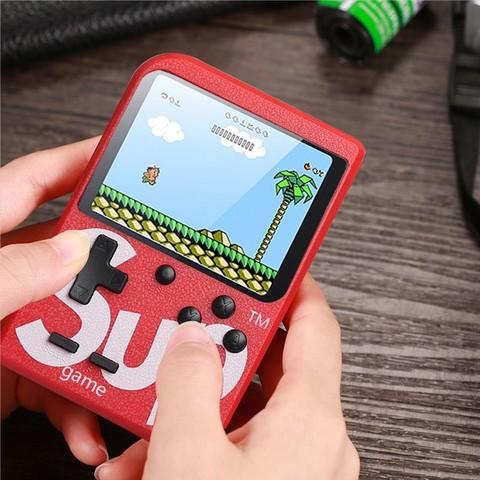 sup掌上复古游戏机老式童年怀旧款经典迷你小型便携式儿童充电宝掌机超级PSP玛丽俄罗斯韩商言方块抖音同款