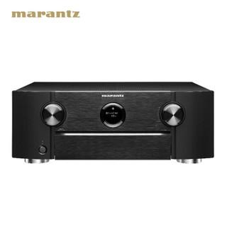 马兰士(MARANTZ)SR6014 音响 音箱 家庭影院9.2声道AV功放 4K杜比虚拟增高 杜比全景声DTS:X蓝牙WIFI 黑色