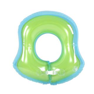 自游宝贝B1012 U型腋下圈儿童1-12岁孩子自学宝宝游泳救生圈洗澡玩具送打气泵 S (适合 6-24个月宝贝)