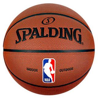 斯伯丁SPALDING  4号PU篮球青少年儿童蓝球 76-389Y