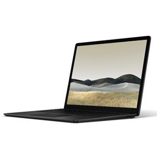 Microsoft 微软 Surface Laptop 3 13.5英寸 笔记本电脑 (典雅黑、酷睿i7-1065G7、16GB、256GB SSD、核显)