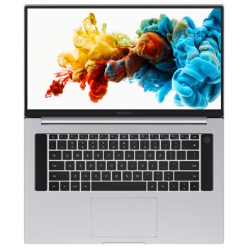 HONOR 荣耀 MagicBook Pro 2019款 Linux版 16.1英寸 笔记本电脑 (银色、酷睿i7-8565U、8GB、512GB SSD、MX250)