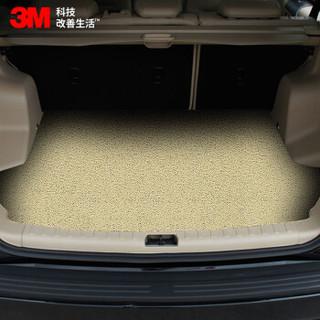 3M高级圈丝材料 汽车后备箱垫 保时捷卡宴后备箱垫专车专用定制 圈丝系列黑色