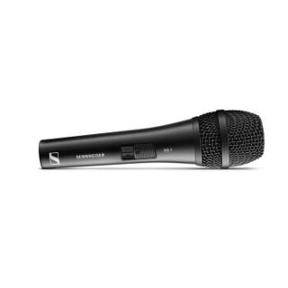 森海塞尔(SENNHEISER)XS1 有线人声动圈话筒(麦克风) 家用唱歌演讲会议