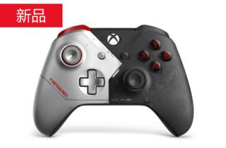 Microsoft 微软 Xbox 无线控制器 游戏手柄 《赛博朋克2077》限定版