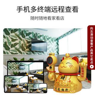 海康威视 E52H-IWT 招财猫监控摄像头