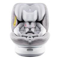 EURO KIDS 袋鼠爸爸 Q-MAN S6 儿童安全座椅 0-4-6岁 文艺绿