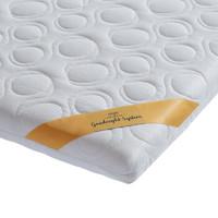babycare婴儿床垫乳胶天然椰棕垫bb儿童床垫幼儿园宝宝床垫5980 100*56cm