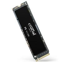 crucial 英睿达 P5 NVMe M.2 SSD固态硬盘