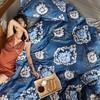 J.H.Longess 布之美 80支长绒棉四件套 1.8米床