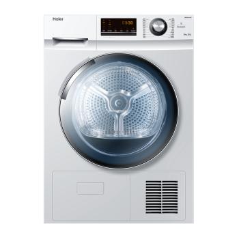 海尔 Haier GBNE9-A636 9公斤 热泵烘干机 滚筒干衣机 白色