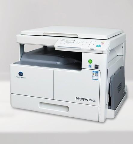KONICA MINOLTA 柯尼卡美能达 6180e A3黑白数码复合机