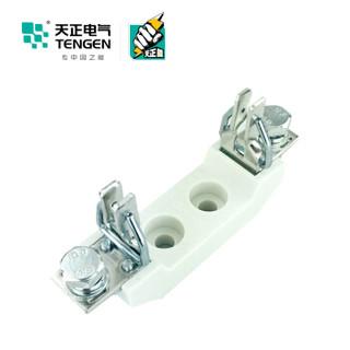 天正电气 RT16 刀型触头 1P 160A 07050570065 熔断器底座
